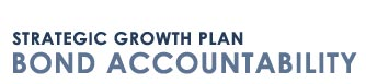 Strategic Growth Plan, Bond Accountability
